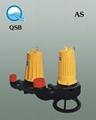 AS/AV無堵塞切割排污泵