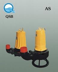 AS/AV无堵塞切割排污泵