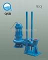 WQ固定式耦合裝置排污泵
