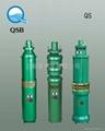 QS充水式潛水泵