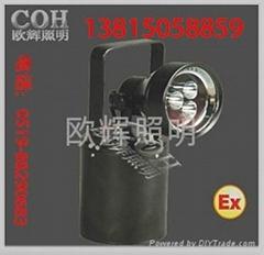 JIW5281便攜式強光應急工作燈