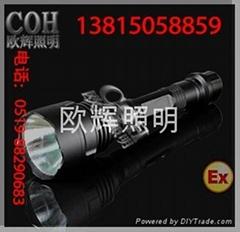 JW7230 大功率防爆手電筒
