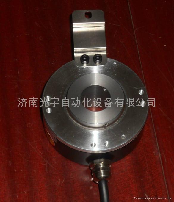 山东济南光宇空心轴编码器 2