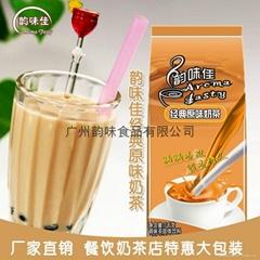 韻味佳咖啡機專用三合一速溶原味奶茶