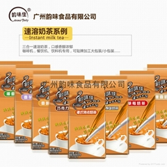 貢茶專用三合一速溶港式奶茶代加工