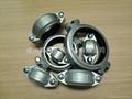 不鏽鋼溝槽卡箍