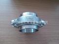 不鏽鋼溝槽管卡 3