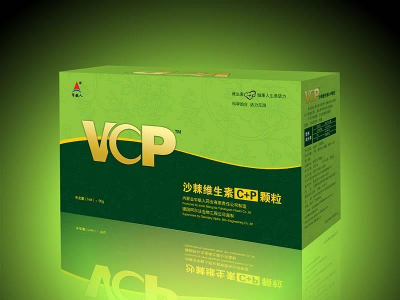 宇航人VCP 1