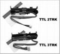 磁卡机架(全三轨、TTL介面读卡器)
