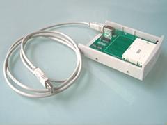 RD600S內置接觸式IC卡讀寫器