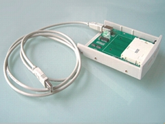 RD600S in put contact style IC card's reader/write
