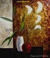 Gold decorative painting