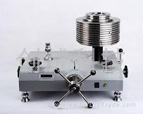 高压CW-2500T活塞式压力计