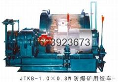 JTKB-1.0×0.8W防爆礦用絞車