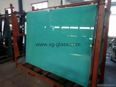 painted glass super whit