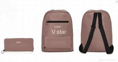 GWP  foldable backpack