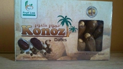 Egyptian Semi Dry Dates with nuts by fruit link