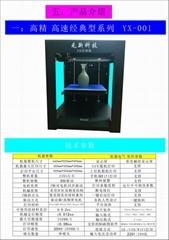 教育型 3D 打印機
