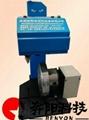 圆周台式打标机,无锡打标机,管件打标机 2