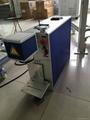 便携式光纤激光打标机 2