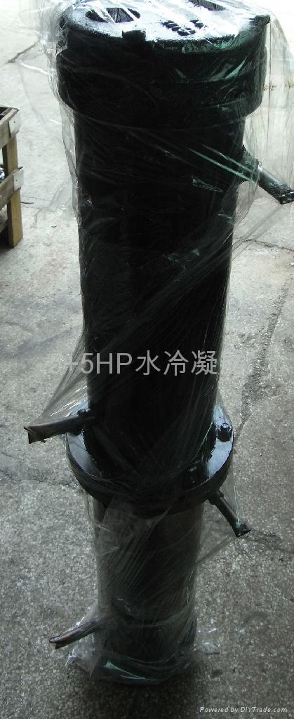 10匹壳管式冷凝器 2