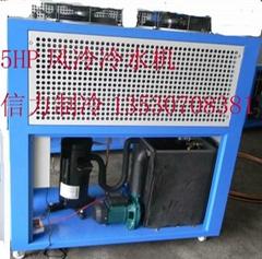 5匹风冷冷水机