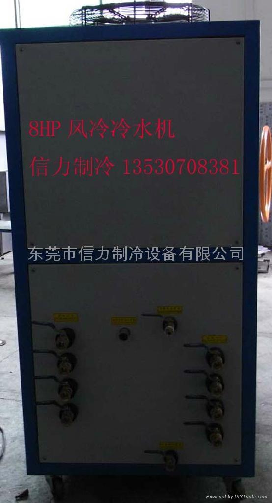 8HP风冷冷水机 1