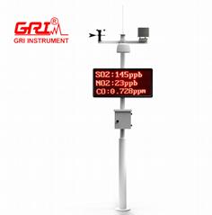 GRI-IAT大气监测站 气象站