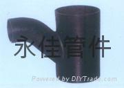 W型鑄鐵排水管件