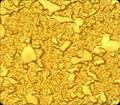 Textured embossed bone paste