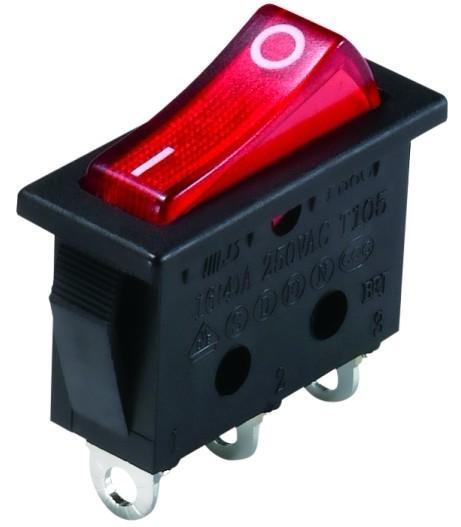 Illuminated Rocker Switch 4