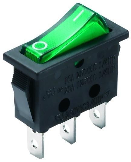 Illuminated Rocker Switch 5