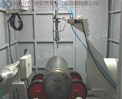 鋼瓶及氣泵缸體檢測系統
