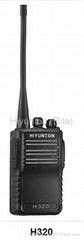 Walkie Talkies Handheld Portable Professional 2 way Radios Transceiver