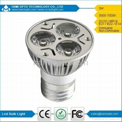 Dimmable led spot light led commerical light wide voltage