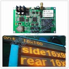 LED显示屏专用用GPRS无线系统