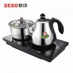 SEKO W8  Automatic Water Pumping from Bottom Electric Tea Maker