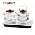 SEKO W6 Automatic water pumping from
