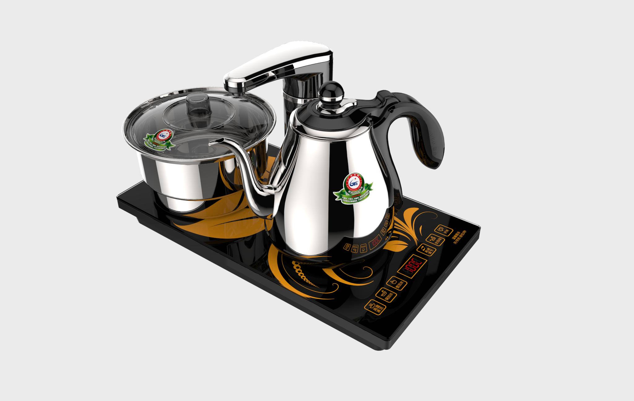 F90 One Key Automatically Electric Tea Maker 1