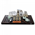 F181 Multifunction tea tray with