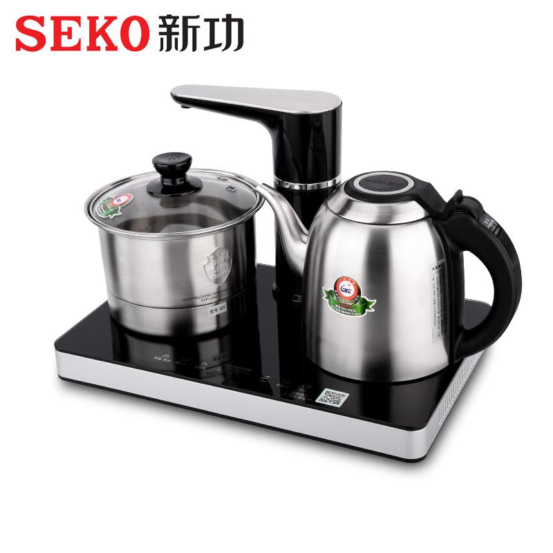 SEKO G32 Automatic Stainless Steel Electric Kettle 1