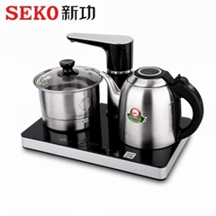 SEKO G32 Automatic Stainless Steel Electric Kettle