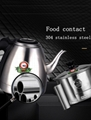 SEKO G32 Automatic Stainless Steel Electric Kettle 4