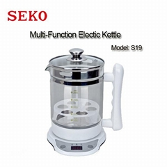Health Kettles S19# 800W 1.8L Multi-Function Electric Kettle