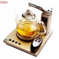 N68 Electric tea makers, glass intelligent automatic water supply electric    1