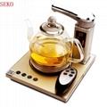 N68 Electric tea makers, glass