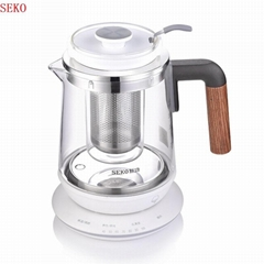 SEKO N25 Heatlh Kettle 1.2L With 316 SUS Filtration Cup