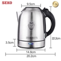 N99 Constant Temperature Electric Kettles 2