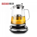 SEKO W15 Electric Tea Kettle with Tea