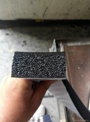 EPDM foam seal strip rubber seal sponge rubber seal strip waterproof